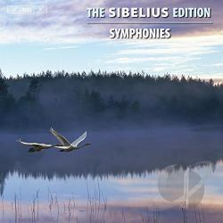 Lahti Sym Orch / Vanska - Sibelius Edition, Vol. 12: Symphonies CD Cover Art