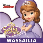 Cast - Sofia The First - Wassailia DB Cover Art