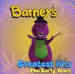 Barney - Barney's Greatest Hits CD Cover Art