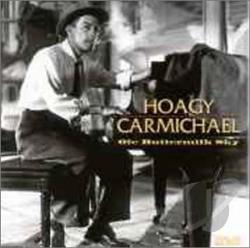 Carmichael, Hoagy - Ole Buttermilk Sky CD Cover Art