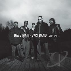 Dave Matthews Band - Everyday CD Cover Art