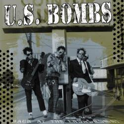 U.S. Bombs - Back at the Laundromat CD Cover Art