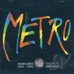 Metro - Metro CD Cover Art