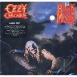 Osbourne, Ozzy - Bark at the Moon CD Cover Art