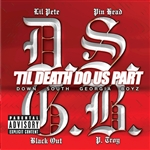 D.S.G.B. - 'Til Death Do Us Apart CD Cover Art