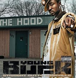 Young Buck - Straight Outta Ca$hville CD Cover Art