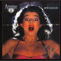Accept - Breaker CD Cover Art