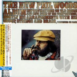Woods, Phil - New Phil Woods Album CD Cover Art