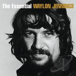 Jennings, Waylon - Essential CD Cover Art