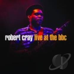 Cray, Robert - Live at the BBC CD Cover Art