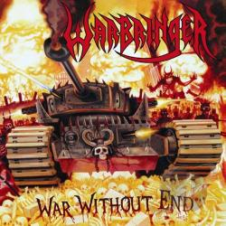 Warbringer - War Without End CD Cover Art