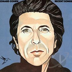 Cohen, Leonard - Recent Songs CD Cover Art