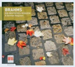 Koch: cnd / Tomowa-Sintow - Brahms: Ein Deutsches Requiem CD Cover Art