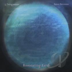 33 Tetragammon - Resonating Earth CD Cover Art