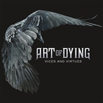 Art Of Dying - Vices and Virtues CD Cover Art