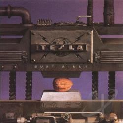 Tesla - Bust a Nut CD Cover Art