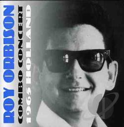 Orbison, Roy - Combo Concert: 1965 Holland CD Cover Art