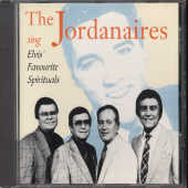 Jordanaires - Sing Elvis Favourite Spir CD Cover Art
