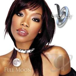 Brandy - Full Moon CD Cover Art
