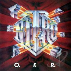 Nitro - O.F.R. CD Cover Art