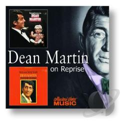 Martin, Dean - Happiness Is Dean Martin/Welcome To My World CD Cover Art