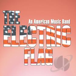 Electric Flag - An American Music Band CD Cover Art