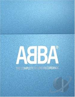 ABBA - Complete Studio Recordings CD Cover Art