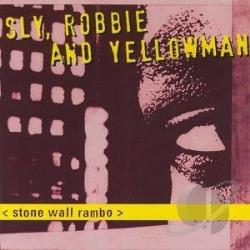 Yellowman - Stone Wall Rambo CD Cover Art