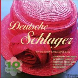 Schlager CD Cover Art