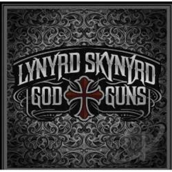 Lynyrd Skynyrd - God & Guns CD Cover Art