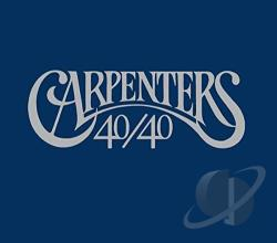 Carpenters - 40/40 CD Cover Art