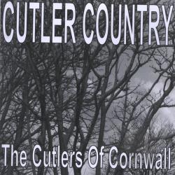 Cutlers Of Cornwall - Cutler Country CD Cover Art