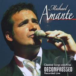 Amante, Michael - Decompressed CD Cover Art