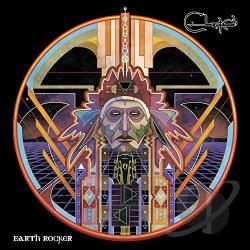 Clutch - Earth Rocker CD Cover Art