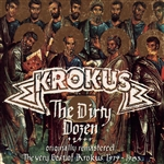 Krokus - Dirty Dozen: The Very Best of Krokus 1979-1983 CD Cover Art