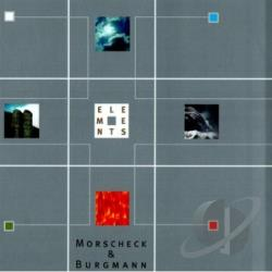 Morscheck, Peter - Elements CD Cover Art