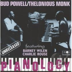Powell/Monk - Pianology CD Cover Art