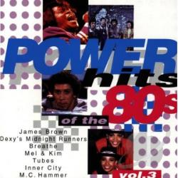 Power Hits Of The 80's - Volume 3 CD Cover Art