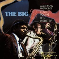 Hawkins, Coleman - Big Three CD Cover Art