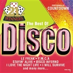 Countdown - Best Of Disco CD Cover Art