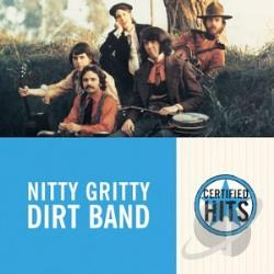 Nitty Gritty Dirt Band - Certified Hits CD Cover Art