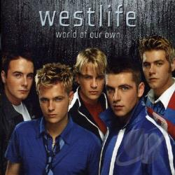 Westlife - World of Our Own CD Cover Art