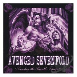 Avenged Sevenfold - Sounding The Seventh Trumpet CD Cover Art