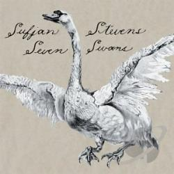 Stevens, Sufjan - Seven Swans CD Cover Art