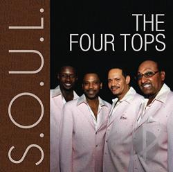 Four Tops - S.O.U.L. CD Cover Art