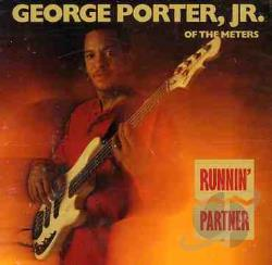 Porter, George Jr - Runnin' Partner CD Cover Art