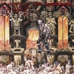 Cannibal Corpse - Live Cannibalism CD Cover Art