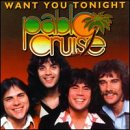Cruise, Pablo  - Want You Tonight CD Cover Art