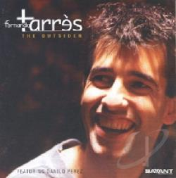 Tarres, Fernando - Outsider CD Cover Art