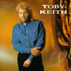 Keith, Toby - Toby Keith CD Cover Art